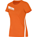 jako 6125 19 T-Shirt Athletico orange/weiß
