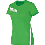 jako 6125 22 T-Shirt Athletico soft green/weiß
