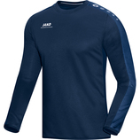 jako 8816 09 Sweat Striker marine/nightblue