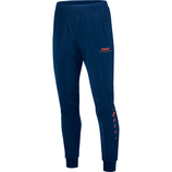 jako 9216 18 Polyesterhose Striker nightblue/flame