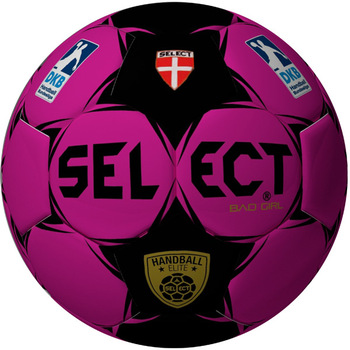 SELECT Handball BAD GIRL ELITE pink/schwarz (#389x75x909)