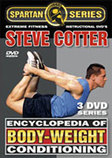 DVD: Encyclopedia of Body-Weight Conditioning (EN) Steve Cotter