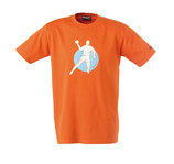KEMPA T-Shirt PROMO Print orange (#2002912-05)