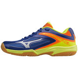 MIZUNO LIGHTNING STAR Z3 Junior blau/orange (#V1GD170371)
