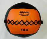Powerteam Wal & Weight Ball 7 kg orange (#FH5012)